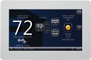 10F81 I-comfort WiFi Thermostat