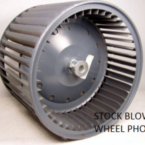 16596 BLOWER WHEEL